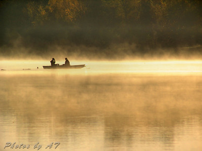 Lake 33 Busch Wildlife Area