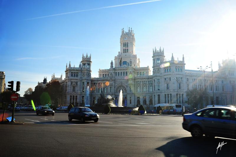 El Ayuntamiento de Madrid<br /> Madrid, Spain<br /> 2011