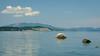 Mount Douglas Beach looking towards James Island