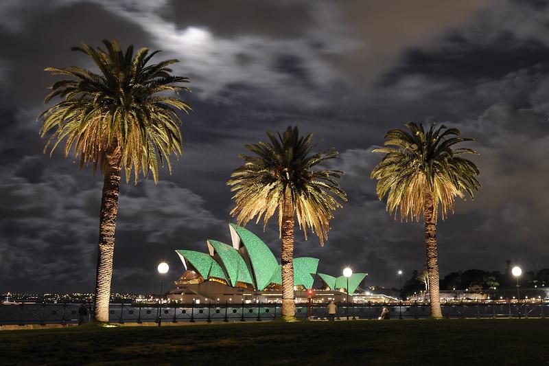 Sydney, Vivid lightshow.