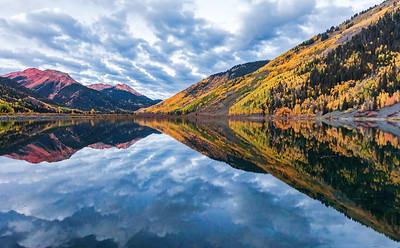 Crystal Lake. Colorado