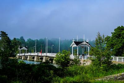 Bridge to Seurasaari - Seurasaaren silta