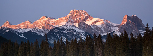 Canmore , Alberta, 09, Mountains