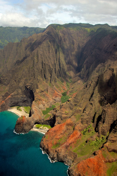 """Napali Coast"" - Island of Kauai, Hawaii"