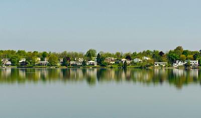 Braddock Bay Reflections Braddock Bay Wildlife Management Area Greece, New York © 2012