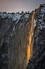 Yosemite Fire Falls--2