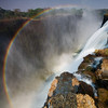 Africa, Batoka gorge, Chris Collard, Landscape, Livingstone, Rainbow, Victoria Falls, Waterfall, Zambezi River, Zambia, Zimbabwe Copyright Chris Collard - All rights reserved