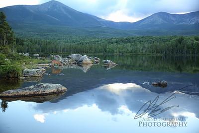 Northern Maine wilderness