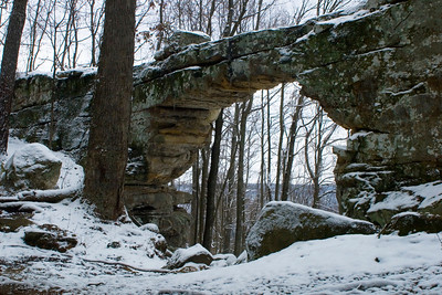 Natural Bridge - Sewanee, TN