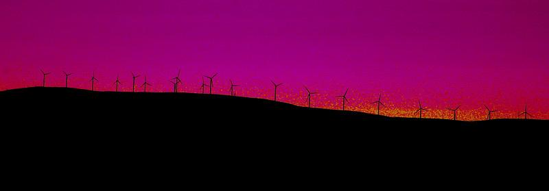 Wind Farm Southeastern Washington