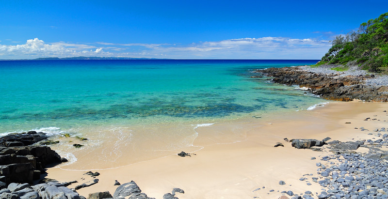 Winch Cove, Noosa Heads National Park.