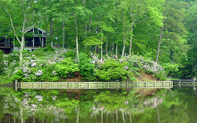 Waterfront home on Meyer's Creek in the Northern Neck, Va.