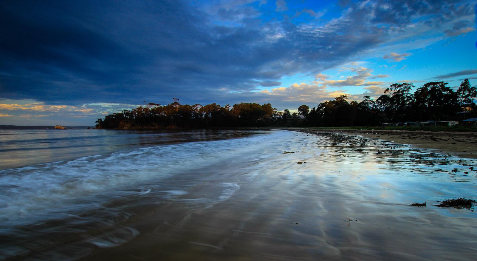 The shining shore