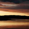 Tunkwa Lake sunset