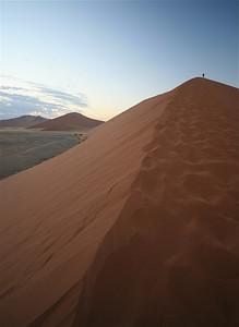 Dune 45, Namib Naukluft, Namibië.