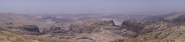 Jordanian Southern Mountains