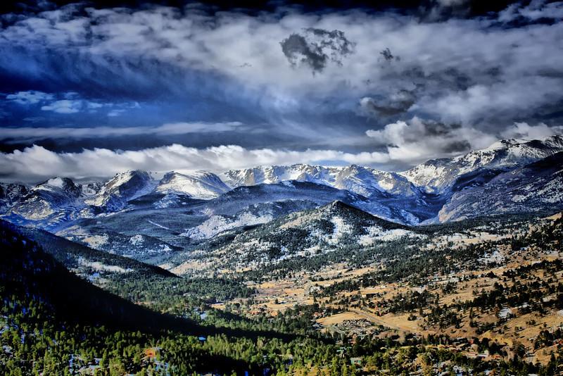 Estes Park, Colorado 2009