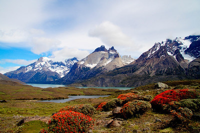 Torre del Paine, in Patagonia
