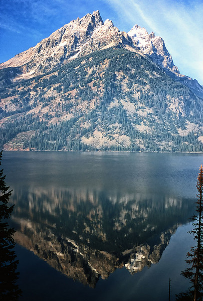 Mt. Moran reflection, Grand Teton National Park, Wyoming