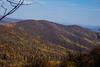 View from Appalachian Trail to Mary's Rock - SNP
