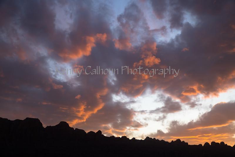 3-29-21 Moab Sunset--12