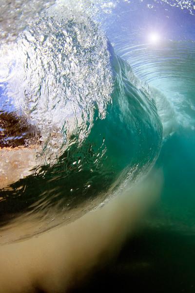 "Wave Images - ""Reflecting Tube"" - Hawaii"