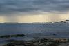 Storm clouds over Oak Bay Marina
