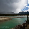 Canadian Rockies Storm brewing