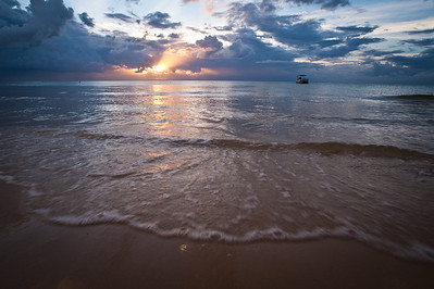 Moreton Island Sunset