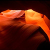 Page Arizona, slot canyon, Antelope Canyon Copyright Chris Collard - All rights reserved
