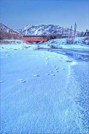 Big Cottonwood Covered Bridge