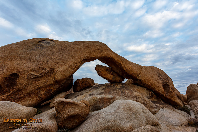 Arch Rock, Joshua Tree National Park