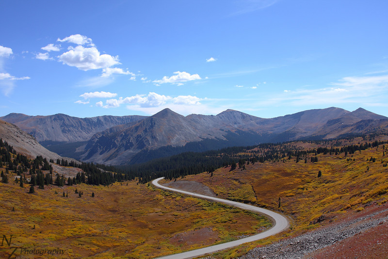 Cottonwood Pass, September 28 2011.