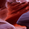 Lower Antelope Canyon / Novajo / Page / Arizona<br /> <br /> This was taken in the Lower Antelop Canyon in Page, Arizona. The lower antelope canyon is an underground canyon. The rocks that build the side walls get different colors depending on the position of the sun in the sky. Did not get much time in there to photograph, but a totally amazing place to see and photograph. Would recommend a visit to this place. This is less commercialized than the Upper Antelop Canyon and you can spend time at your leisure here unlike the Upper Canyon. This was the best I could get in the short time I spent there.