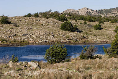 Wichita Mountain National Wildlife Refuge
