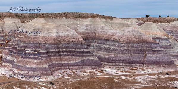 Painted Desert National Park Az