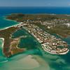 Aerial Photo of Noosa Heads, Sunshine Coast, Queensland.