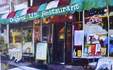 U.S. Restaurant in SF