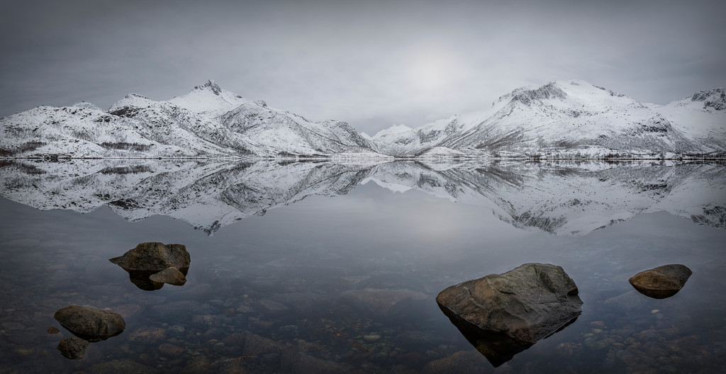 Norway reflection
