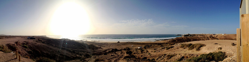 Cotillo beach Fuertevetura winter 2012