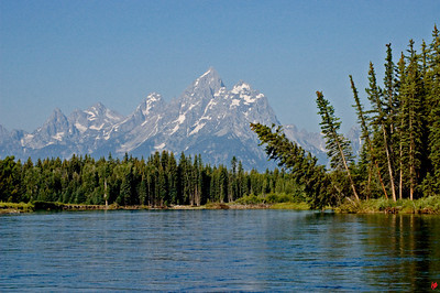 """Grand Tetons"", Snake River, Wyoming"