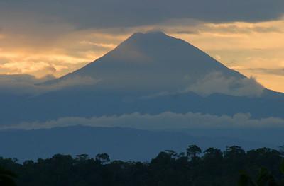 """""""Mountain Clouds"""" Ecuador, Amazon Rainforest"""