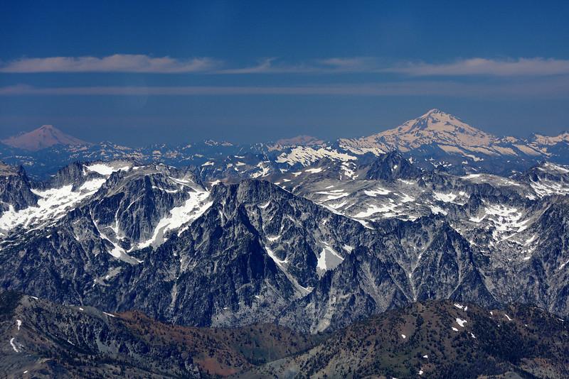 Cascade Mountain Range, Washington