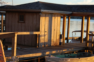 Boat House.  Winter Park, FL