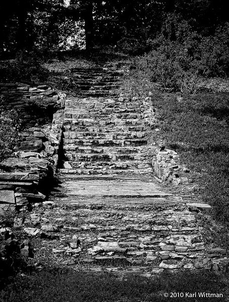 Stone Steps to Nowhere