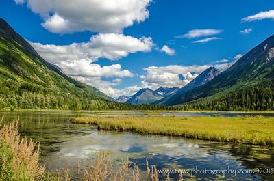 Tern Lake Kenai Peninsula Alaska © 2015  TNWA Photography / Debbie Tubridy
