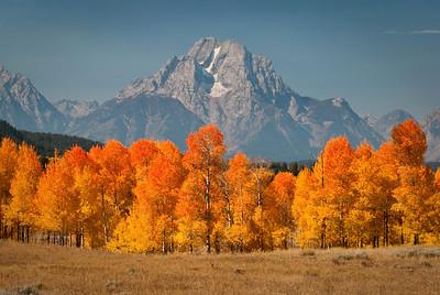 Oxbow Bend Grand Teton National Park Wyoming © 2010