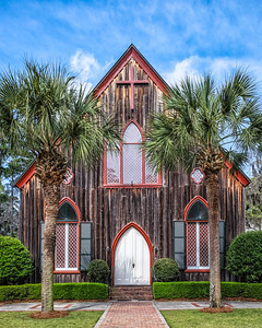 Burnt Church, Bluffton, SC