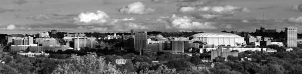 Syracuse University Skyline