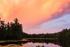 Storm Cloud at Sunset 2<br /> Kanuga Lake
